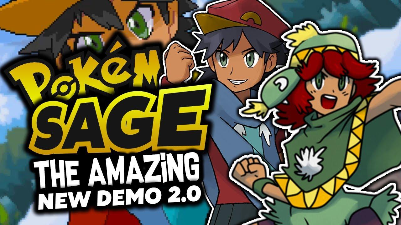 Pokemon sage full game download