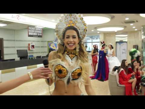 Supertalent of the World 2016 National Costumes