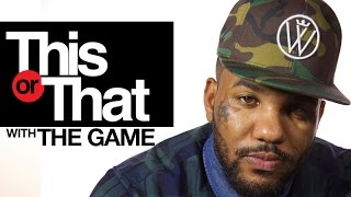 "The Game Plays ""This or That"" 