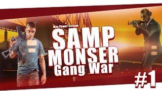 SAMP Monser Gang War Server One #1