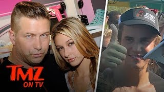 Justin Bieber Asked Stephen Baldwin for Hailey's Hand in Marriage | TMZ TV