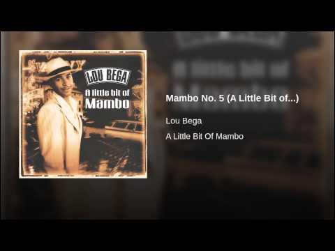 Mambo No 5 A Little Bit of