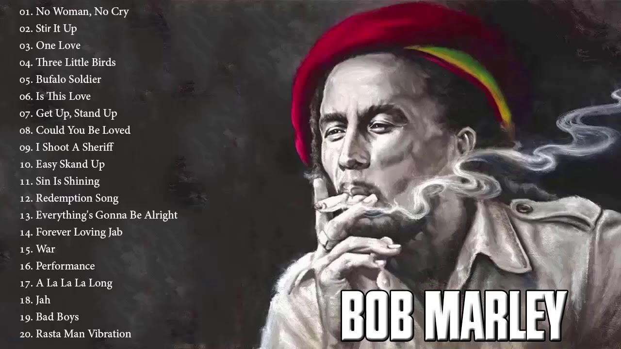 Top 20 Best Song Bob Marley - Bob Marley Greatest Hits Reggae Song 2020