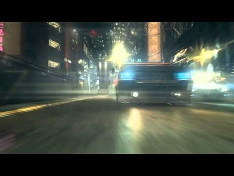 Cyberline Racing - Official Trailer