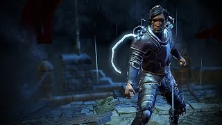 Path of Exile: Lightning Body