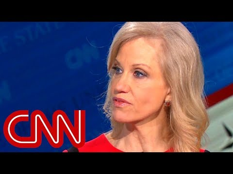Chris Cuomo presses Kellyanne Conway on Russian sanctions