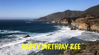 Ree Birthday Song Beaches Playas