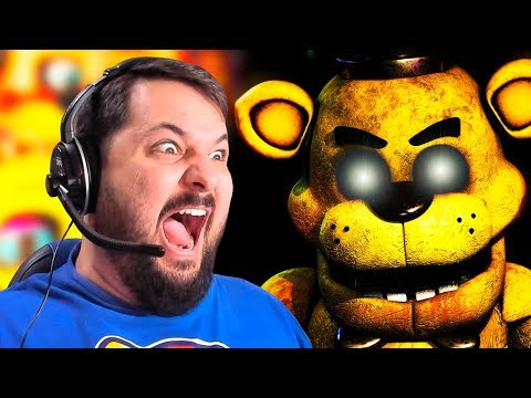 AGORA EU FIQUEI NERVOSO! FIVE NIGHTS AT FREDDY'S COM SPOOKY JUMPSCARE MANSION!