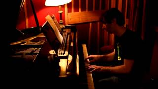 The Verve - The Drugs Don't Work [Instrumental Piano Version]