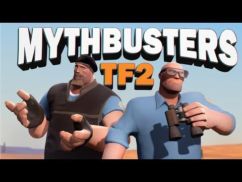 TF2 Mythbusters: Burning arrow UNDERWATER?!