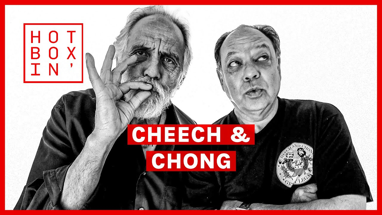 Cheech & Chong 420 Special   Hotboxin' with Mike Tyson