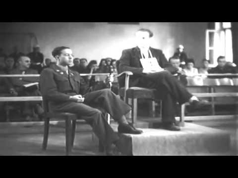 Malmedy War Crimes Trials, Dachau, Germany, 6/27/1946 (full)