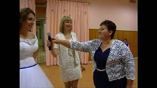 Конкурс на свадьбе Студия