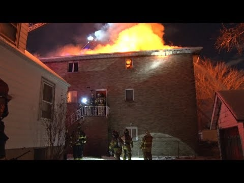VIDEO: Child May Have Ignited Fire That Ravaged Fairview Home