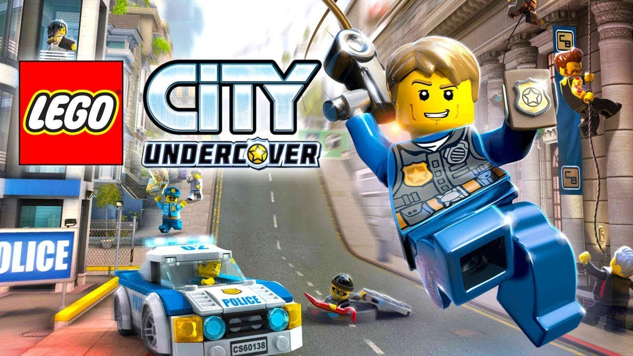 lego city police games for free