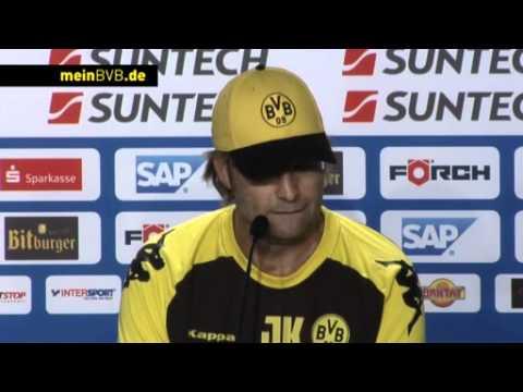 Hoffenheim - BVB: Stimmen zum Spiel (Zorc und Klopp)