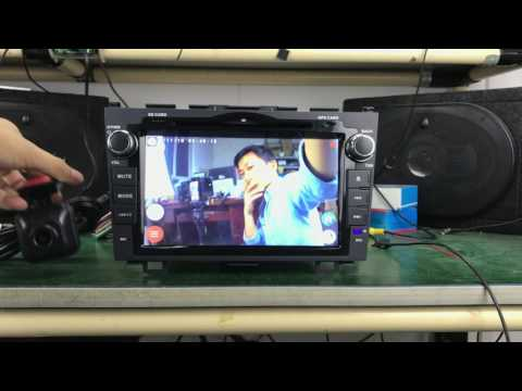 Joying Honda CRV Android GPS Navigation System Head Unit Ram 2gb Rom 32GB