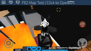 Roblox FE2 Map Test- After Sinking Ship par DapperGuest1234 et EsdPlayz (moi)