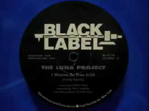 The Luna Project - I Wanna Be Free (Funky Remix)