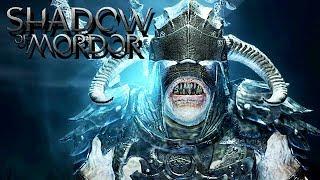 Mittelerde Mordors Schatten Gameplay German - König der Uruks