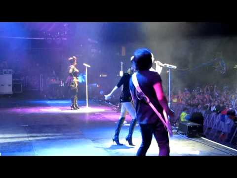 Human League - Together In Electric Dreams (Rewind 2011, Henley)
