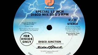 Side Effect Disco Junction Astrolabio Discotheque 1978 480p 25fps H264 128kbit AAC