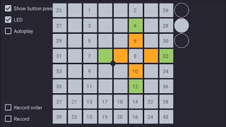 Android Launchpad: UniPad(Best LaunchPad App)