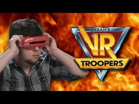 VR Troopers - JonTron