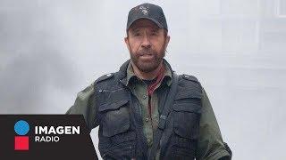Chuck Norris sufre dos infartos en 47 minutos