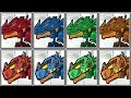 Dino Robot Fire Tyrannosaurus Corps | Show Me Games