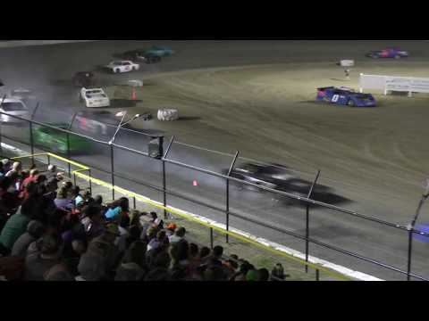 Economy A Main 6.30.18 Grayson County Speedway