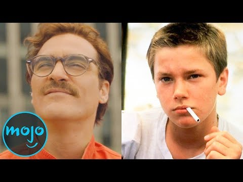 Clint August - Top 10 Things You Didn't Know About Joaquin Phoenix