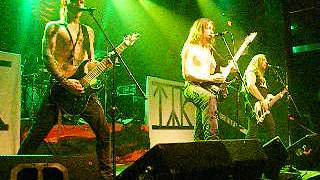 "Tyr ""The Lay of Thrym"" Live 2012"