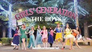 [KPOP IN PUBLIC] Girls' Generation 소녀시대 'The Boys…