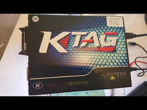 KTAG v7.020  2.23  +  dpf flaps o2 dtc software remover