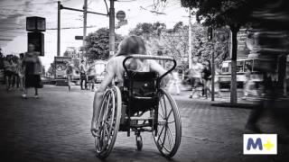 Жизнь на стуле с колёсиками: урок независимости