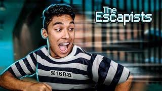CORRENDO MUITO RÁPIDO DENTRO DA PRISÃO !! - The Escapist