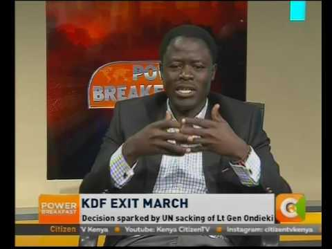 Power Breakfast News Review: KDF Exits South Sudan