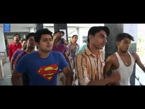 Fus Pade Gondho Besi | Full Video Song (HD) | Action Bengali Movie 2014 |