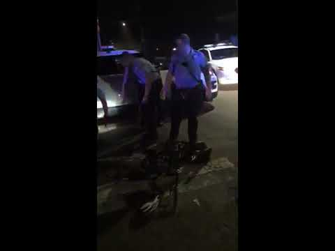 Police Brutality North Philly