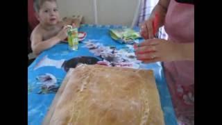 Пирог со щукой