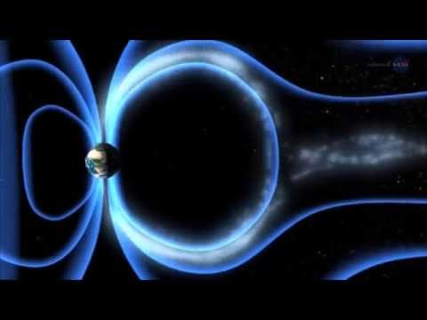 NASA' Studying Earth's Magnetic Personality