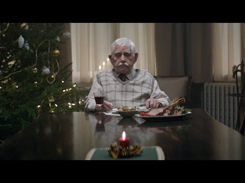 German supermarket EDEKA has the best christmas video this year. Good luck holding back the tears!