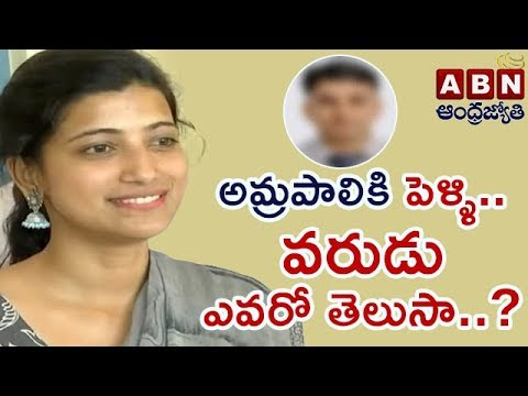 Warangal Collector Amrapali Marriage Fixed