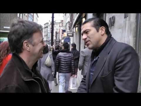 Devine Encounters: Tamer Hassan