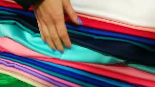 видео Описание ткани жатка