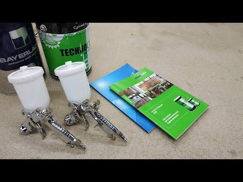Покраска мебели : подготовка, материалы, оборудование