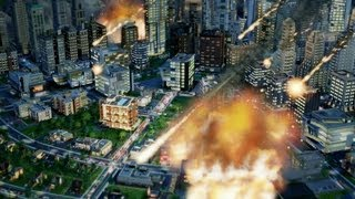 Nuclear Explosion SimCity