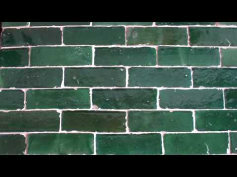 Bejmat Tiles Green Bejmat Tile Moroccan Brick Tiles