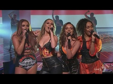 Little Mix - Shout Out To My Ex (Live at the X Factor Australia 2016 Semi Final)